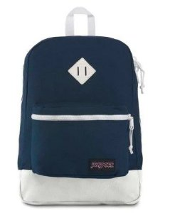 MOCHILA JANSPORT SUPER FX - BLUE WORKWEAR 2SDR60D