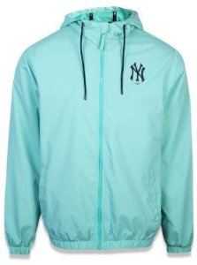 JAQUETA NEW ERA CORTA VENTO (WINDBREAKER) NEW YORK YANKEES VERDE MBI20JAQ027
