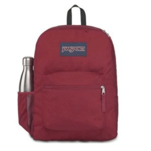 Mochila JanSport Cross Town - Viking Red 47LW9FL