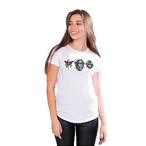 T-Shirt Trio das Galáxias - Feminina