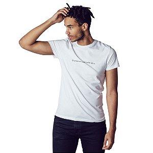 Camiseta O afeto é revolucionário - Masculina