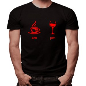 Camiseta Am Pm - Masculina