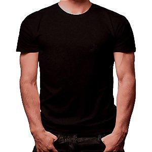 Camiseta Nova Básica Preta - Masculina