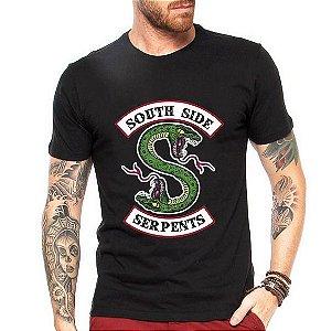 Camiseta Riverdale Serpentes Do Sul
