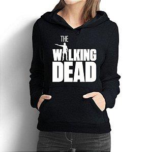 Blusa The Walking Dead Moletom Feminina