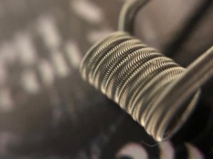 Alien Clapton ni80 27*3/37 3mm 0,13ohms