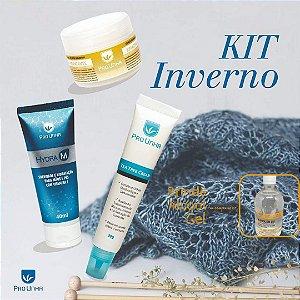 Kit Inverno Pro Unha