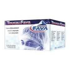 Touca Fava c/ 50 pcs