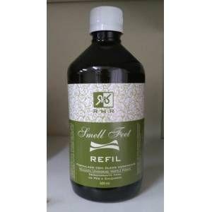 RHR Desodorante Smell Fett Refil 500ml