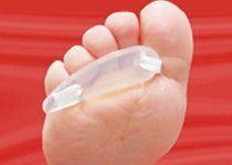 TM440-Estribo p/Dedos em Garra Silicone-Par