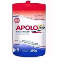 Algodao Apolo 250 gramas