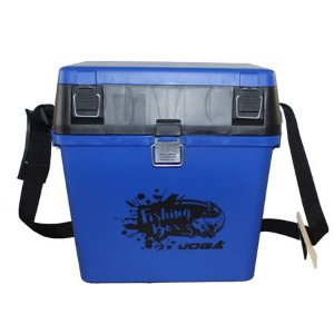 Caixa de Pesca Fishing Box Azul