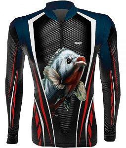 Camiseta de Pesca MTK Tilápia