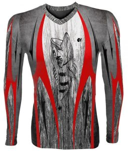 Camiseta Pesca MTK Tribal