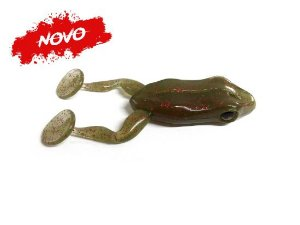 Isca Artificial Paddle Frog