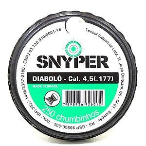 Chumbinho Snyper Diabolo 4,5mm