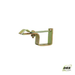 Abraçadeira Para Tubo Quadrado 38mm (Metal) - M620