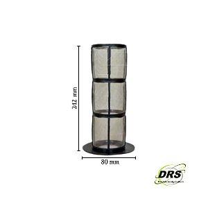 Elemento Filtrante em Aço Inox - Filtro M506