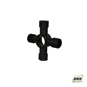 Cruzeta Quadrijet p/ Porta Bico (Modelo Jacto) - M650/7