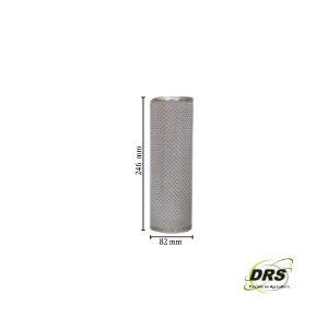 Elemento Filtrante em Aço Inox - Filtro M695