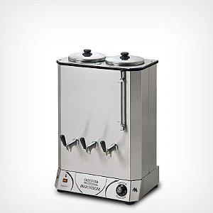 Cafeteira Marchesoni Profissional de 8 Litros com 2 Reservatórios 220V CF.4.822