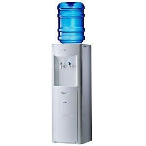 Bebedouro de Coluna IBBL GFN 2000 - Água Natural e Gelada - Branco ou Prata - 220v