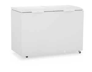 Frezzer Horizontal Gelopar 410 Litros Branco GHBS-410BR