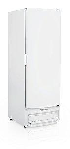 Refrigerador Vertical Gelopar GTPC-575 Dupla Ação Porta Cega 578L Branco 220V