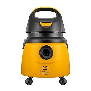 Aspirador de Pó e Água Electrolux GT20N 1200W - Amarelo - 220v