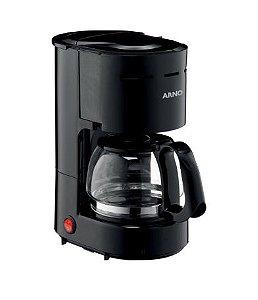 Cafeteira Filtro Arno Perfectta CAFP 12 Xícaras Preta 220V