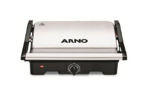 Grill Arno Dual Premium Gnox SW332DB1 - 220V