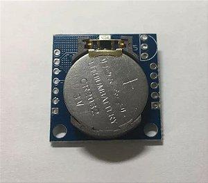 Módulo Rtc Ds1307 I2c Com EEprom Pra Arduino Pic Clock Time