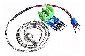 Sensor de Temperatura Max6675 Termopar Tipo K