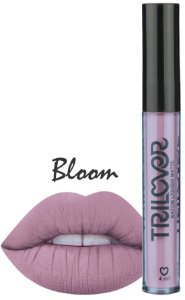 Batom Líquido Matte Trilover 4ml - Cor Bloom