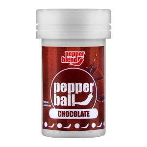 PEPPER BALL CHOCOLATE PEPPER BLEND