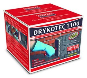 Impermeabilizante 18kg Drykotec 1100 Argamassa Polimérica