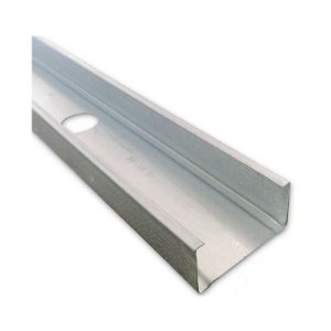 Perfil montante C Drywall 48mm barra 3m