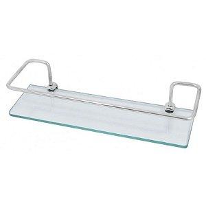 Porta Shampoo de Vidro Linear 10X30 ADL
