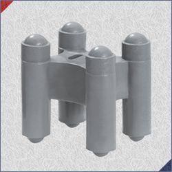 Espaçador PVC ETP15 15x20 (Aço até 10mm) Pacote com 1000 Un.