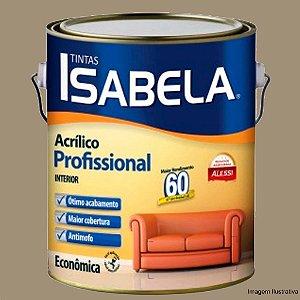 Acrílico Profissional 3,6L Branco Neve Isabela