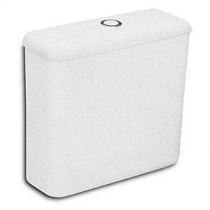 Caixa Acoplada Branca Parati Logasa 6L (Não acompanha vaso)