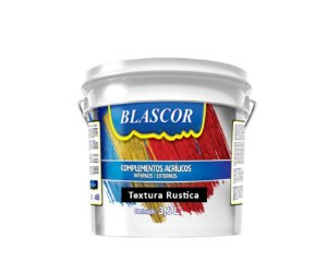 Blascor Textura Rústica 3,6L Branco Neve
