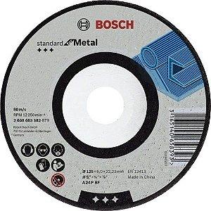 "Disco Desbaste 9"" A24 PBF Metal Bosch"