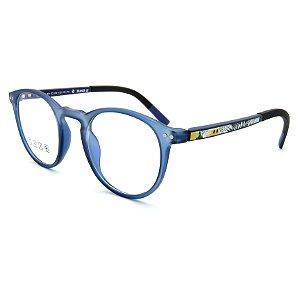 Óculos de grau pronto Prorider Concept Readers Azul  translucido - ATPRCR
