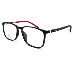 Óculos de grau pronto Prorider Concept Readers Preto e vemelho - PVPRCR