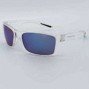 Óculos Solar Prorider transparente Com lente azul - gt250