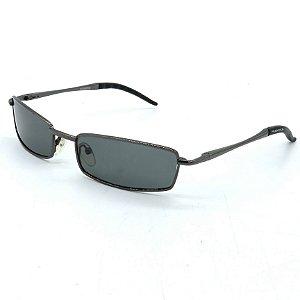 Óculos Solar Prorider Retro Grafite com lente fumê - SS713