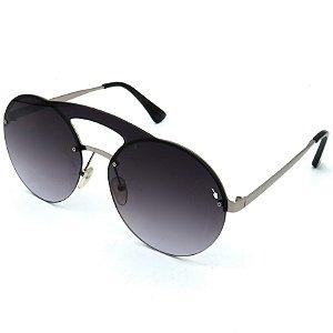 Óculos Solar Prorider Prata Com lente Degrade - J7099C1