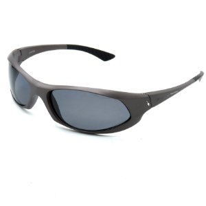 Óculos Solar Prorider prata com lente fumê - X01005