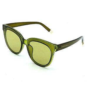 Óculos Solar Prorider verde com lente verde-ptr434